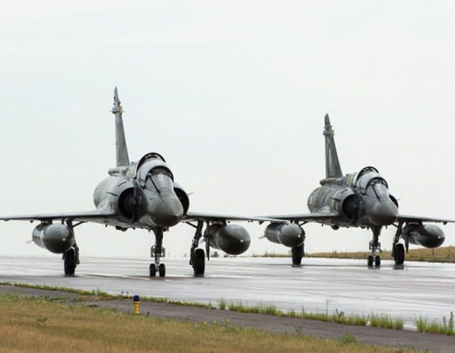 Dassault to Renovate 55 Mirage 2000D for French Air Force
