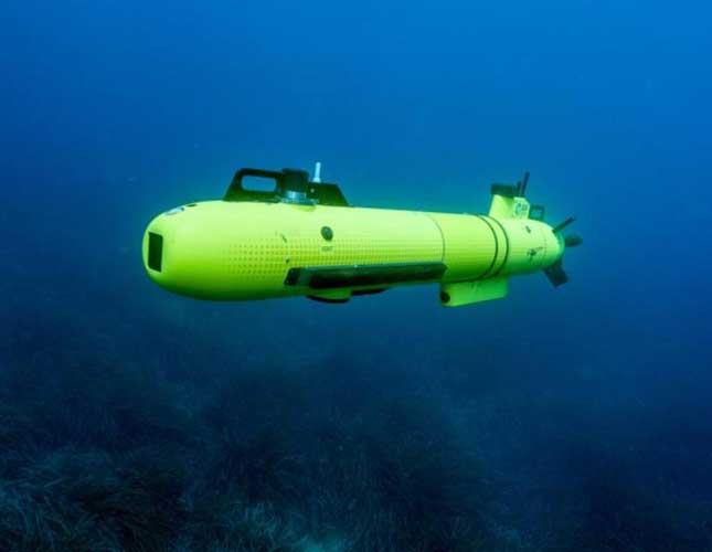 ECA Provides Underwater Robots for SWARM's Project