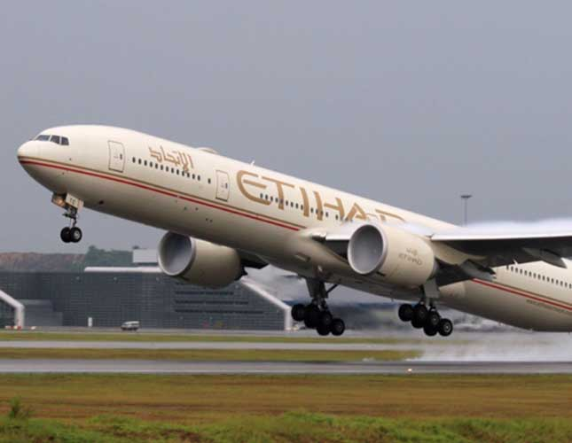 Boeing to Provide Wind Updates Solution for Etihad Airways