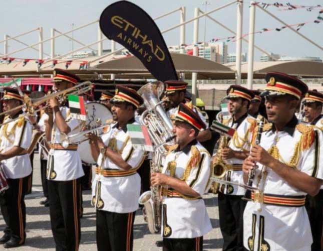 Etihad Aviation Group Marks UAE's 45th National Day