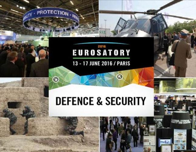 Eurosatory 2016 Confirms its Leading Position