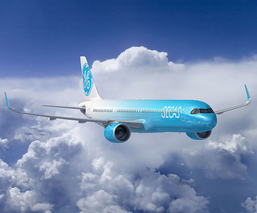 flynas Signs Firm Order for 10 A321XLRs