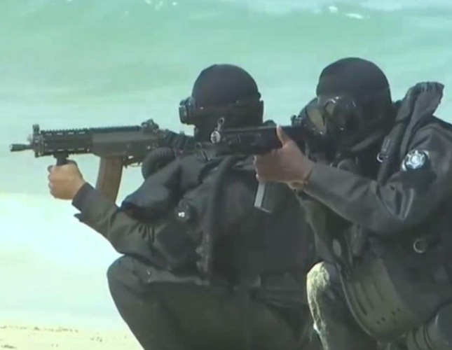 """""""Arab Gulf Security 1"""" Exercise Starts in Bahrain"""
