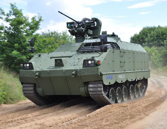 German Tank Manufacturer FFG at Eurosatory 2016