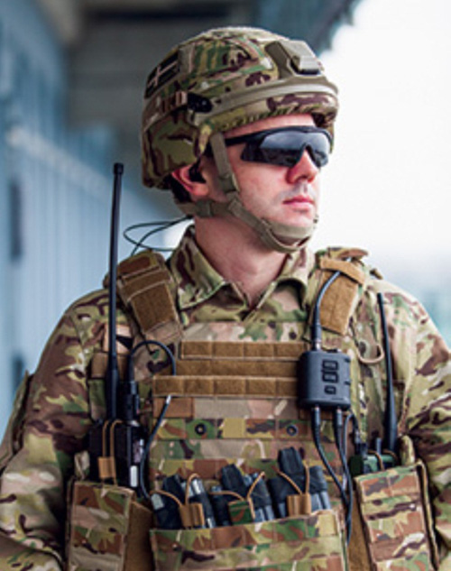 INVISIO Wins New Order from UK Ministry of Defence