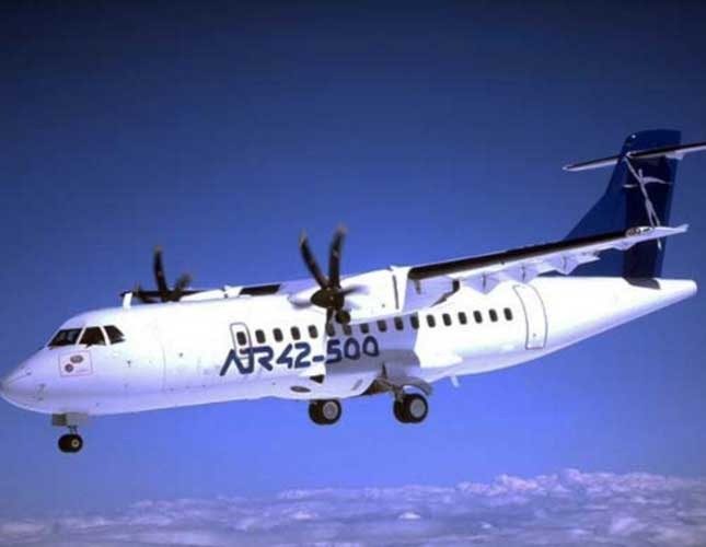 Iran, ATR to Finalize Deal for 20 Planes
