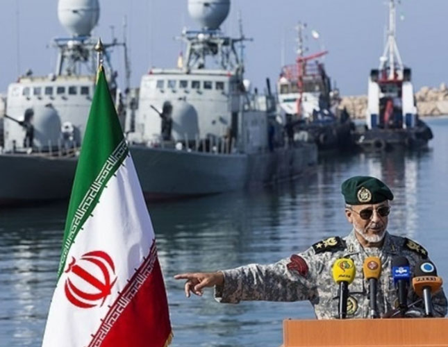 Iranian Navy to Stage 20 Drills by February