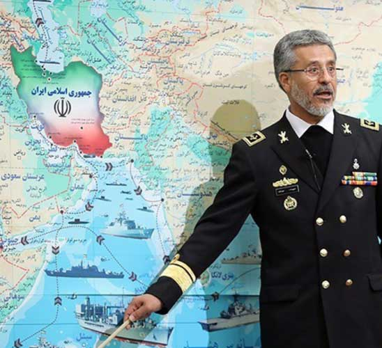 Iran Completes Construction of Third Naval Base