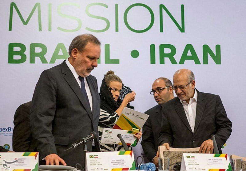 Iranian Airlines Eyeing 50 Embraer Jets