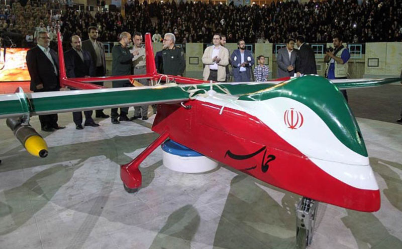 Iranian Ground Force Starts Massive Security Exercises