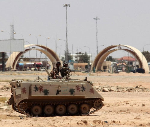 Jordan, Iraq Agree to Reopen Border Crossing