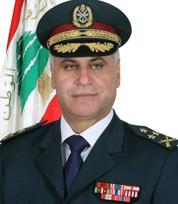 Lebanese Defense Minister Extends Term of Army Chief