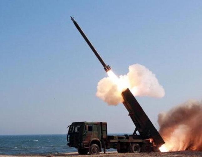 North Korea Fires Three Ballistic Missiles
