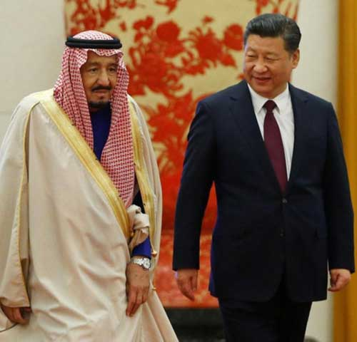 Saudi King Concludes Historic Visit to China