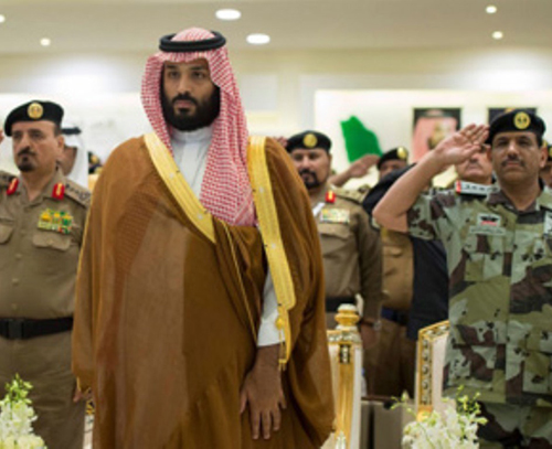 Saudi Crown Prince Investigates Haj Security Forces