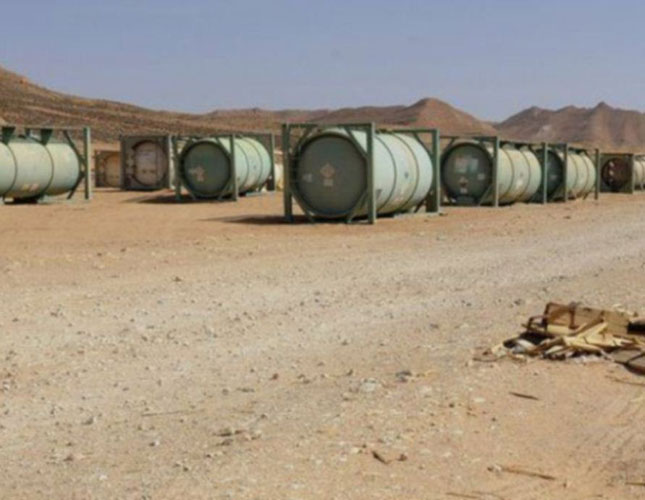 UN Authorizes Transfer of Chemical Weapons out of Libya