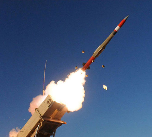 Lockheed Martin to Supply PAC-3 Missile to 3 Gulf Nations