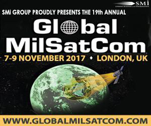 The 19th Global MilSatCom Conference & Exhibition