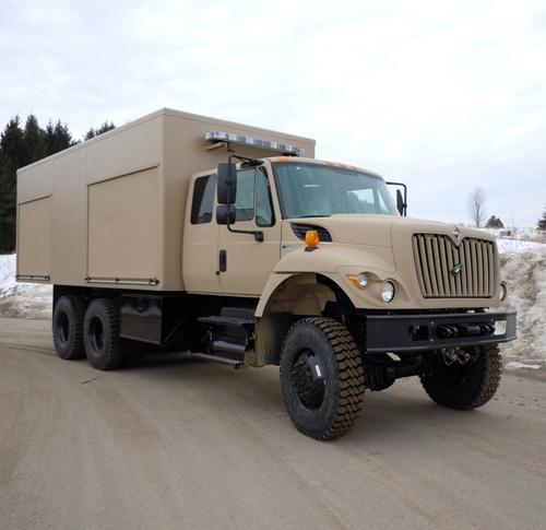 Navistar Defense to Supply Medium Tactical Vehicles to Iraq