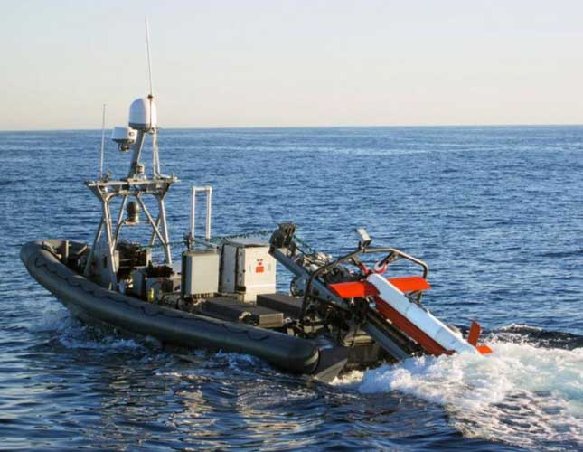 NGC Delivers First Mine Hunting Sonar Upgrades to US Navy