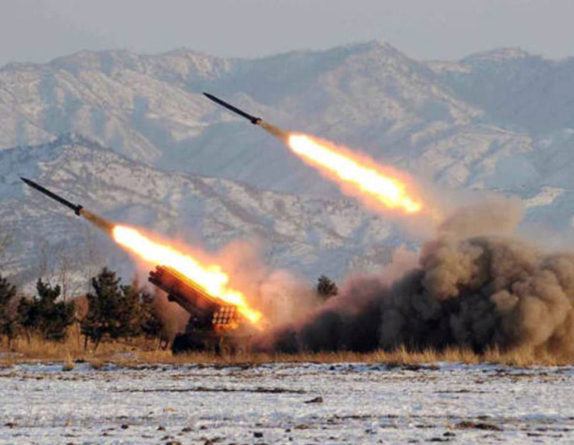 North Korea Vows to Bolster Nuclear Deterrence