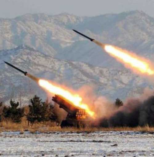 North Korea Fires 4 Ballistic Missiles Into Sea of Japan