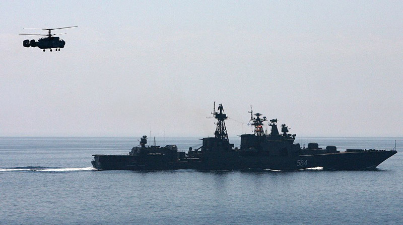 Over 50 Russian Warships to Conduct Drills in Caspian Sea