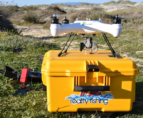 Peli Offers Over 500 Cases for Extreme Protection of Drones