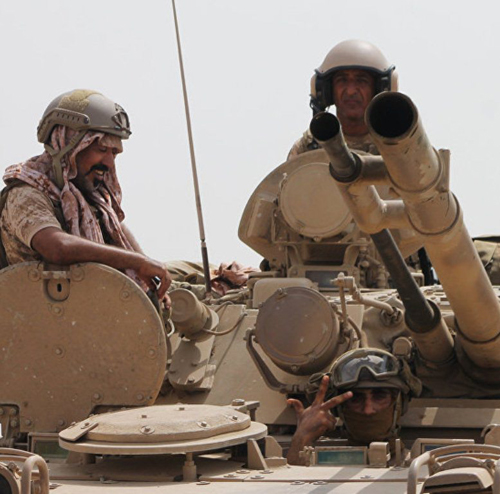 Arab Coalition Command Ends Qatar's Role in Yemen
