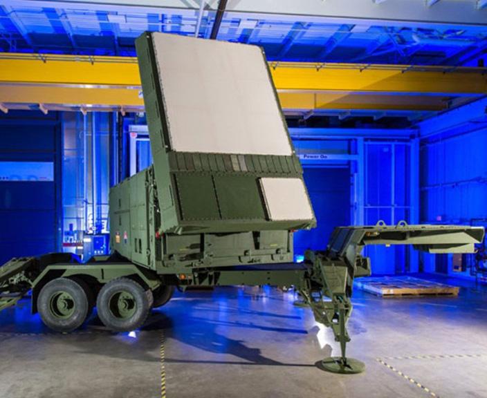 Raytheon's New Missile Defense Radar Passes Critical Test