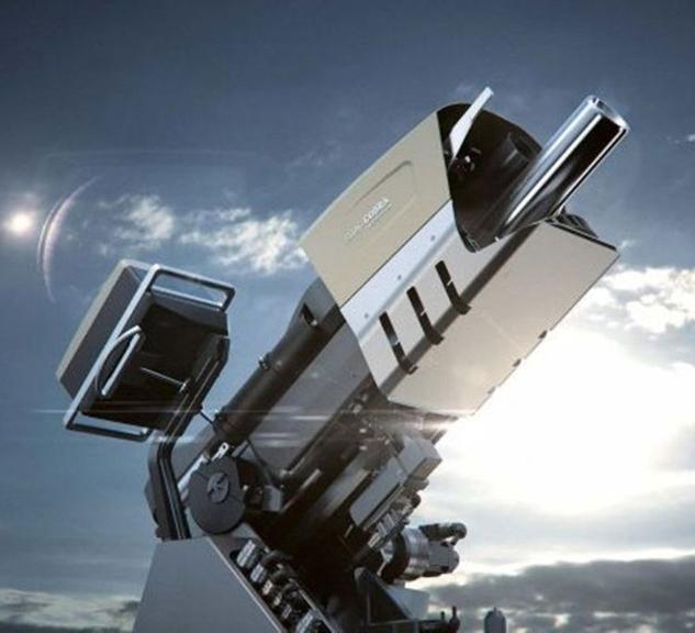 RUAG's COBRA Mortar System at IDEX 2015