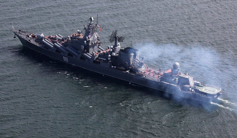 Russia to Modernize Missile Cruiser Varyag by 2020