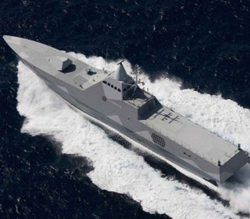 Saab to Upgrade Swedish Gävle-Class Corvettes