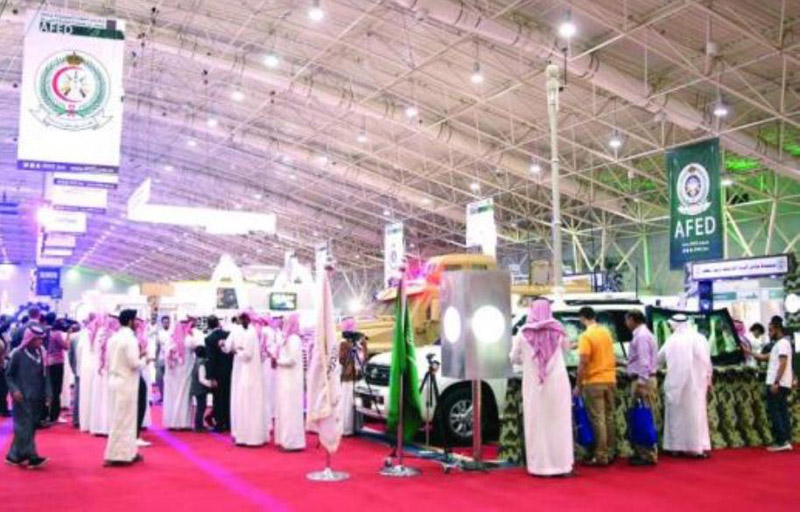 Saudi Chief of General Staff Visits Armed Forces Exhibition