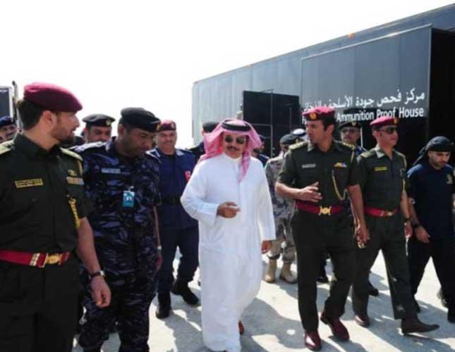 UAE Police Participates at Arabian Gulf Security 1 Exercise