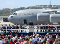 1st Boeing C-17 Delivered to UAE Air Force