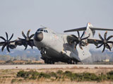 A400M: Low-Speed Take-Off Trials