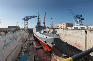 DCNS Wins 5-Year Services Contract
