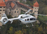 Eurocopter Launches the EC145 T2 Helicopter