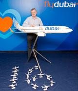 flydubai Receives its 16th Aircraft