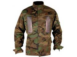 Gathergy Launches Garment for Future Soldier