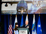 LM Rolls Out 1st MC-130J Combat Shadow II