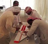 Northrop Grumman Tests UAE Students in UAV Design