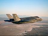 USAF Receives 1st Production F-35 Lighting II