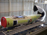 Final Assembly of 1st A400M for French Air Force