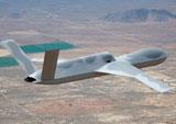 GA-ASI's 2nd Predator C Avenger Completes 1st Flight