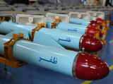 Iran Starts Anti-Ship Cruise Missile Production