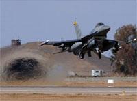Iraq & Oman in Talks to Buy F-16 Fighter Jets