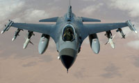 Iraq Settles 1st F-16s Payment