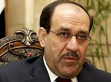 "Maliki: ""Al-Qaeda Migrating from Iraq to Syria"""